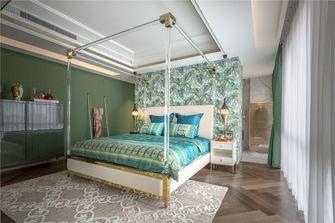 140平米复式东南亚风格卧室装修效果图