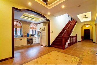 20万以上140平米复式欧式风格楼梯图片大全