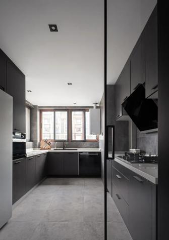 130平米现代简约风格厨房图片