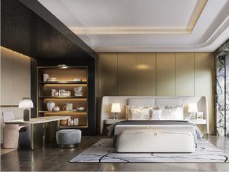 110平米一居室欧式风格卧室装修效果图