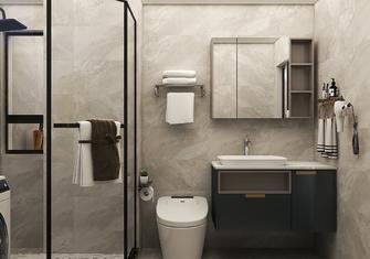 50平米公寓现代简约风格卫生间装修效果图