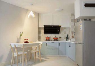 70平米三室一厅宜家风格厨房效果图