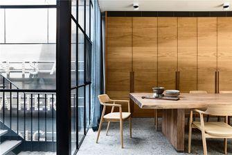140平米复式法式风格餐厅装修效果图