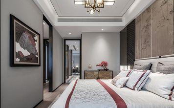 130平米四室两厅中式风格卧室装修案例
