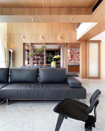 70平米复式欧式风格客厅装修效果图