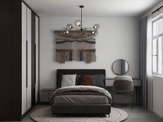 90平米三日式风格卧室设计图