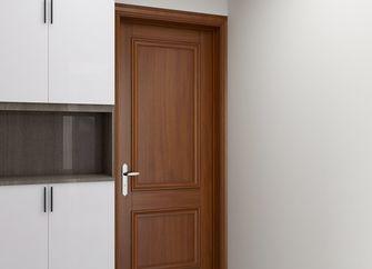 60平米现代简约风格玄关装修效果图