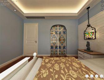 130平米三室两厅地中海风格卧室设计图