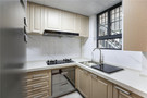 60平米一室一厅中式风格厨房装修效果图
