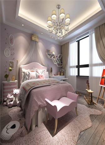 140平米四室两厅美式风格卧室效果图