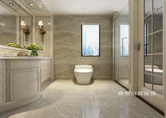 140平米三法式风格卫生间装修案例