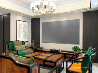 10-15万140平米别墅中式风格客厅欣赏图