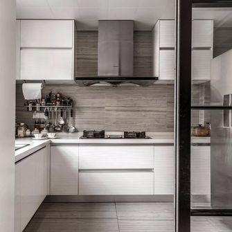 140平米复式混搭风格厨房图片大全