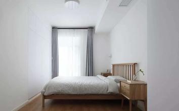 130平米四室一厅日式风格卧室欣赏图