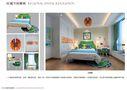 30平米以下超小户型新古典风格儿童房图