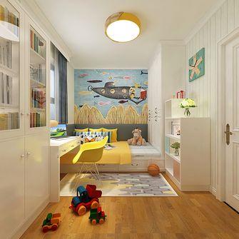 120平米现代简约风格儿童房图片