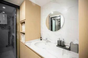 60平米一室两厅日式风格卫生间装修案例