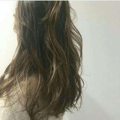 潮流发型作品图