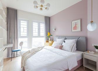 5-10万70平米中式风格卧室设计图