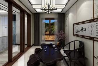 140平米四中式风格其他区域装修案例