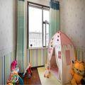 130平米三室三厅中式风格儿童房图