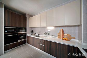 70平米中式风格厨房图