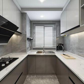 120平米四中式风格厨房图
