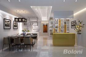 140平米復式現代簡約風格客廳圖片大全
