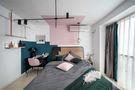 30平米小户型英伦风格卧室设计图