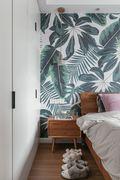 70平米公寓地中海风格卧室效果图