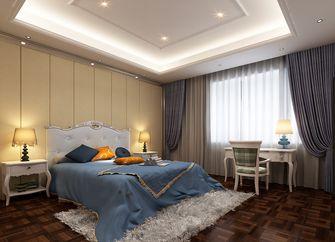 富裕型140平米复式欧式风格卧室欣赏图