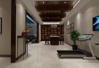 140平米别墅美式风格健身室装修图片大全