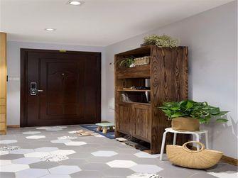 90平米三室两厅宜家风格玄关效果图