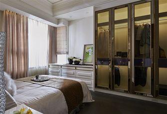 140平米三室四厅新古典风格卧室装修案例