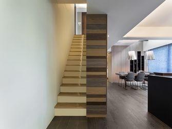 120平米复式日式风格楼梯间装修图片大全