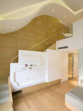豪华型120平米别墅现代简约风格楼梯装修案例