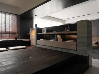 100平米三日式风格客厅装修效果图