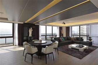 20万以上140平米四室三厅欧式风格餐厅装修图片大全