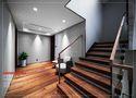 140平米别墅美式风格楼梯间装修效果图