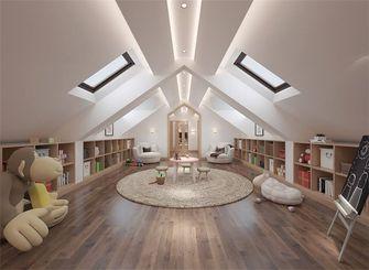 140平米三室两厅欧式风格阁楼图片