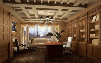 140平米复式欧式风格书房欣赏图