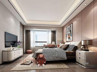 140平米四室一厅中式风格儿童房欣赏图