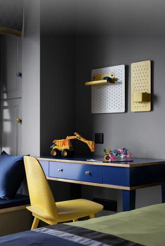 130平米别墅美式风格儿童房装修效果图