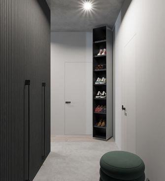 90平米三室五厅现代简约风格玄关设计图