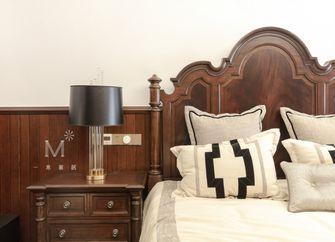 140平米别墅英伦风格卧室欣赏图