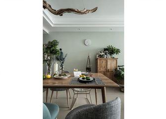 3-5万110平米公寓混搭风格餐厅装修图片大全