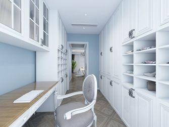 140平米四室一厅欧式风格衣帽间效果图