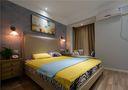 40平米小户型混搭风格卧室图