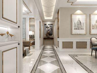 140平米四室两厅新古典风格玄关欣赏图