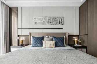 130平米三室两厅现代简约风格卧室设计图